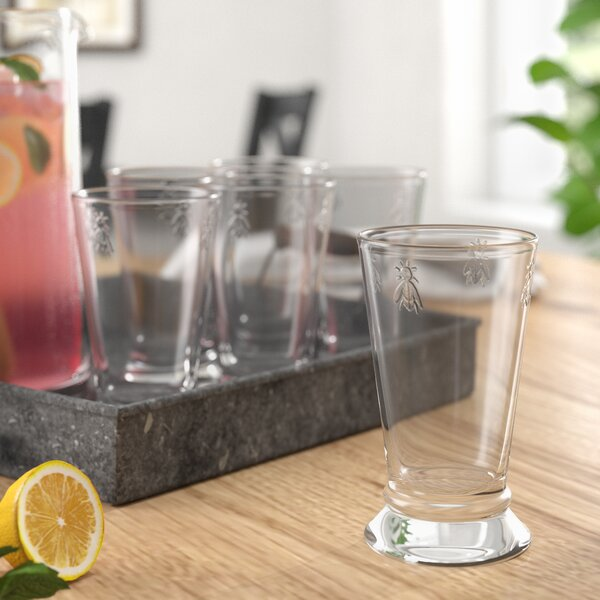 Apiary Water Glasses (Set of 6) by Birch Lane™