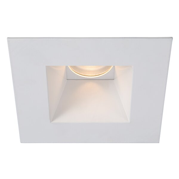 Tesla 3.5 Shower Recessed Trim by WAC Lighting