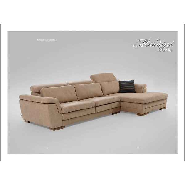 Crittenden Sectional by Orren Ellis