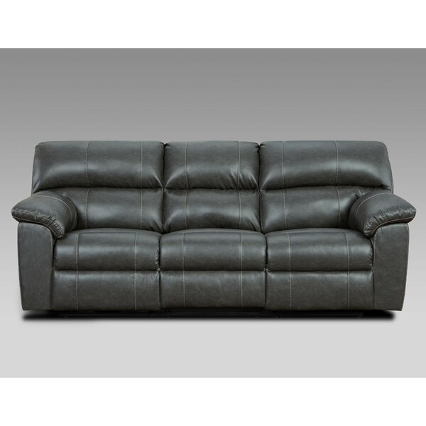 Zhora Reclining Sofa by Red Barrel Studio