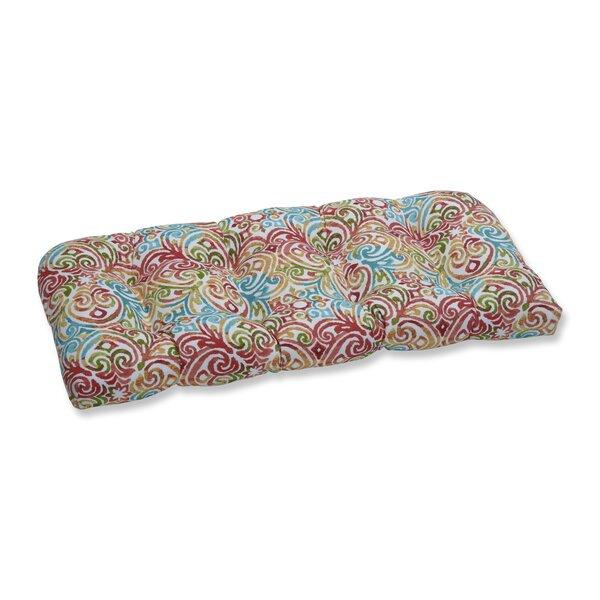 Corinthian Dapple Indoor/Outdoor Loveseat Cushion