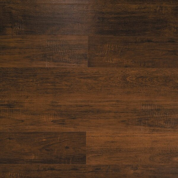 Dominion 6.13 x 54.34 x 12mm Merbau Laminate Flooring in Malaysian Merbau by Quick-Step