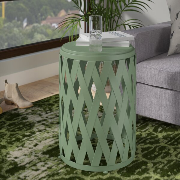 Quillen End Table By Wrought Studio