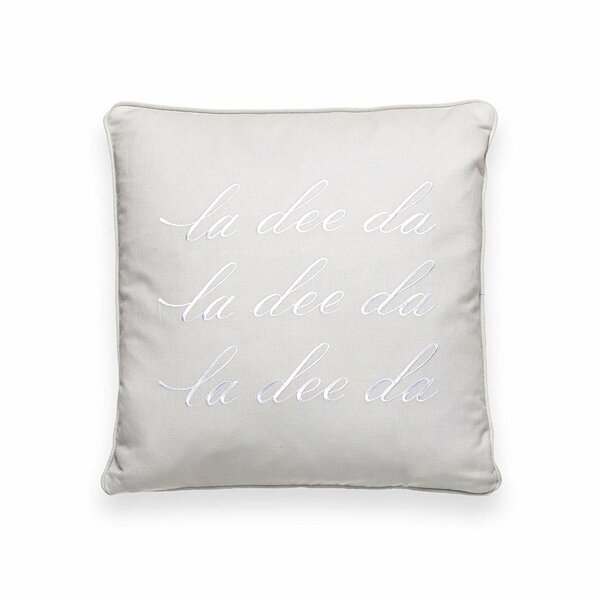 Cotton Indoor / Outdoor Throw Pillow