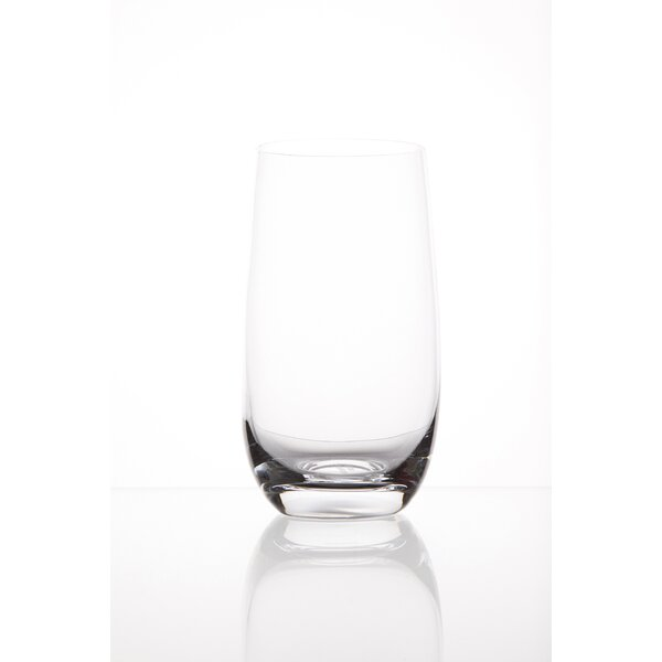 Chateau 17 oz. Crystal Every Day Glass (Set of 6) by BergHOFF International