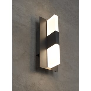 Buying Steward LED Outdoor Sconce By Orren Ellis