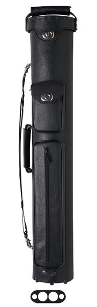 2 Butt and 2 Shaft Premier Pool Cue Cases by Instroke