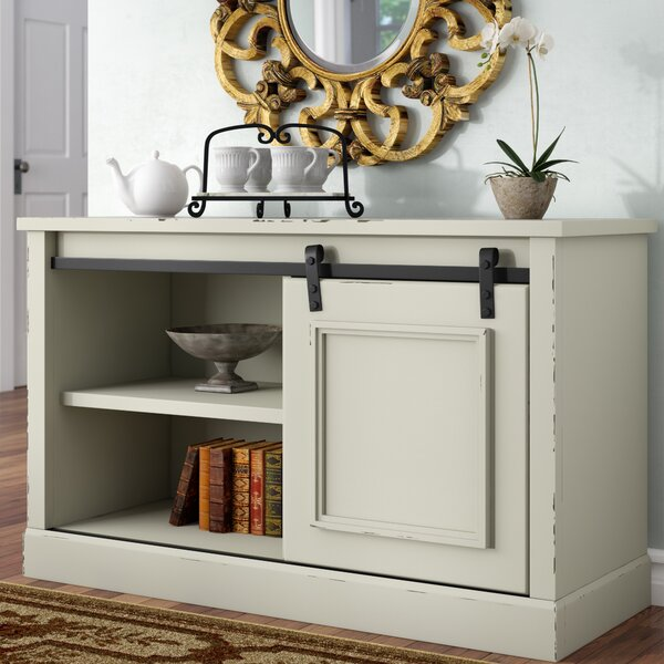 Prescot 2 Drawer Accent Cabinet by Three Posts