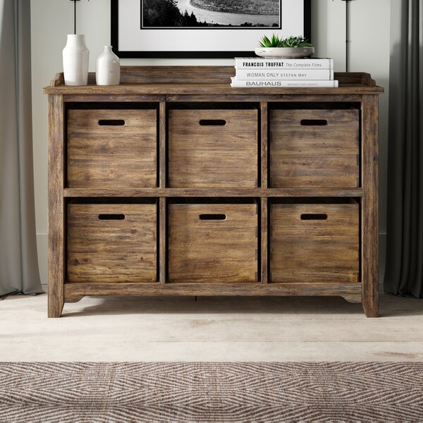 Gillham Driftwood 6 Drawer Accent Chest by Greyleigh Greyleigh