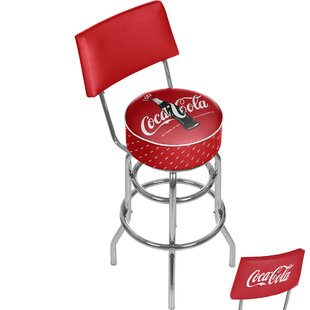Find for Coca Cola 31 Swivel Bar Stool Best Reviews