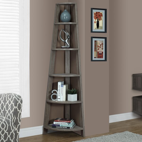 Sandara Corner Unit Bookcase by Latitude Run