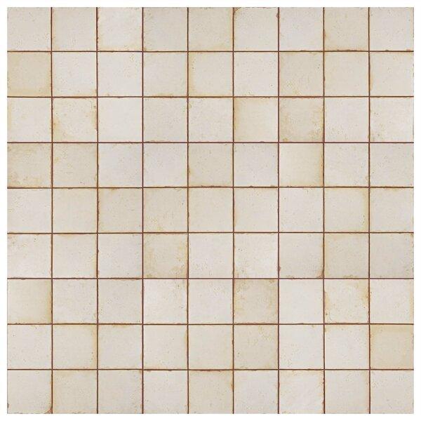Rioja 13 x 13 Ceramic Field Tile in Beige/Orange by EliteTile