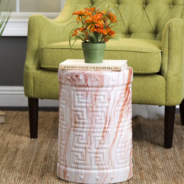 Osullivan Garden Stool by Bungalow Rose