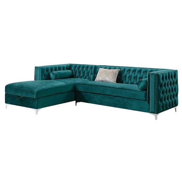 Charlemont Sectional by Everly Quinn