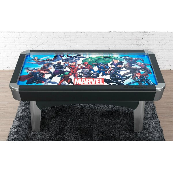 Marvel Universe 84 Air Hockey Table by American He