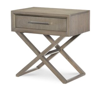 Highline by Rachael Ray Home 1 Drawer Nightstand by Rachael Ray Home by Legacy Classic
