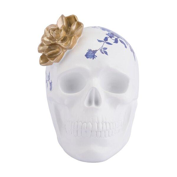 Bathurst Skull Sculpture by Bloomsbury Market