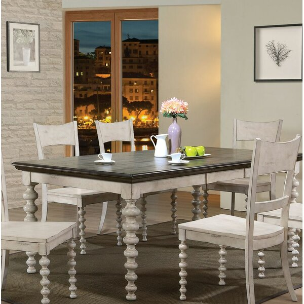 Bustillos Dining Table by Gracie Oaks