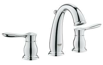 Grohe Parkfield Double Handle Widespread Bathroom Faucet Amp Reviews
