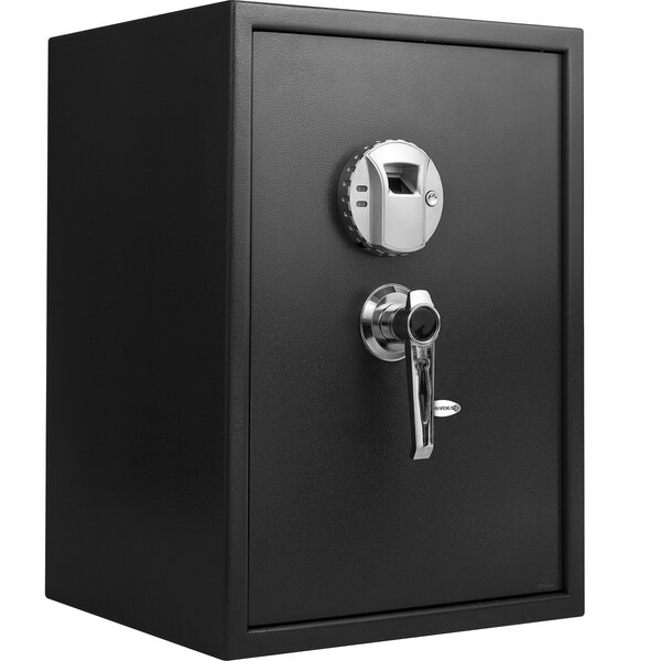 Large Biometric Lock Gun Safe by Barska