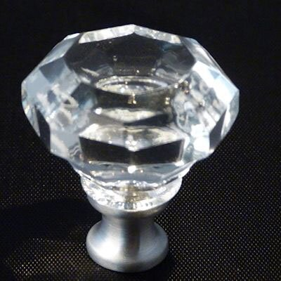 Crystal Knob by Premier Hardware Designs