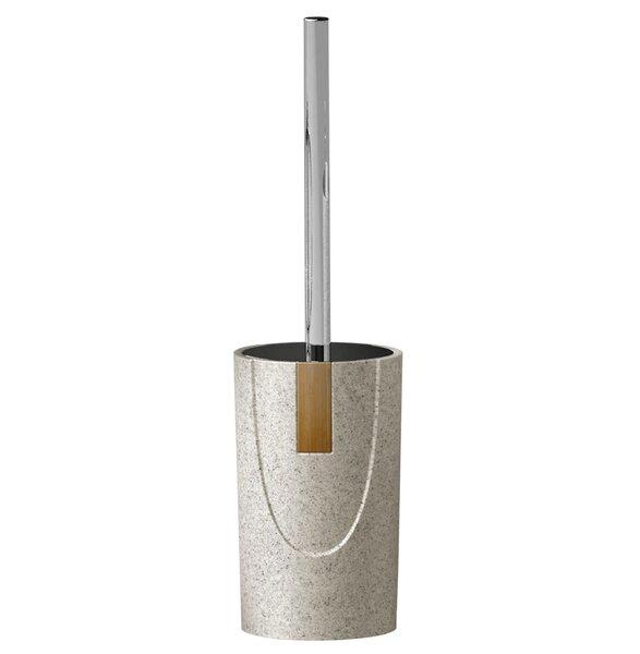 Brogan Free Standing Bowl Brush by NU SteelBrogan Free Standing Bowl Brush by NU Steel
