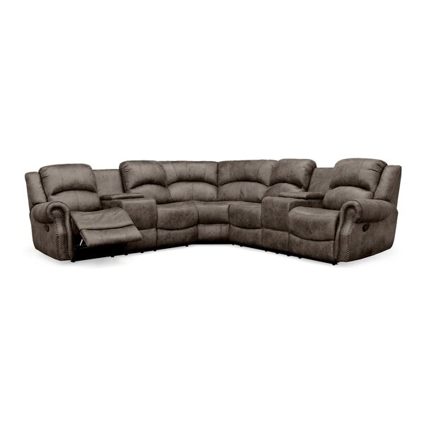 Roslindale Reclining Sectional by Red Barrel Studio