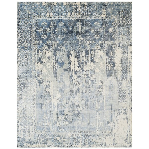 Issouf Hand Tufted Rectangle Ivory Area Rug by 17 Stories