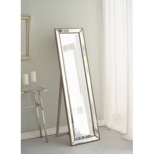 Vickery Full Length Mirror by House of Hampton