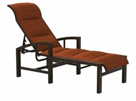 Lakeside II Reclining Chaise Lounge by Tropitone