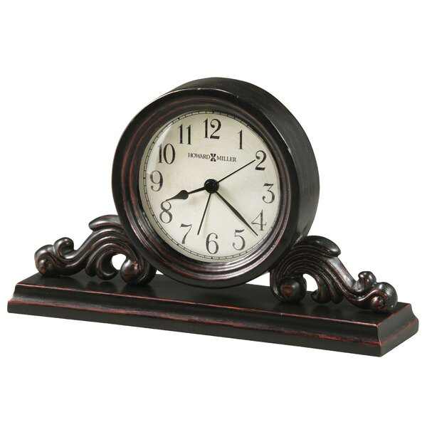 Bishop Alarm Clock by Howard Miller®