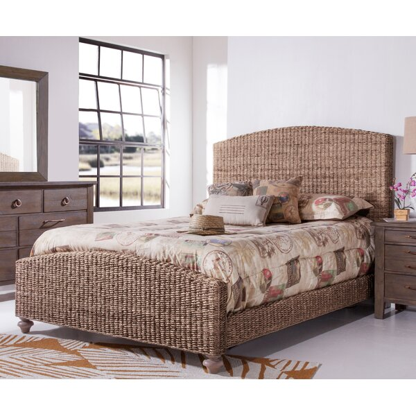 Driftwood Woven Standard Bed by Panama Jack Home