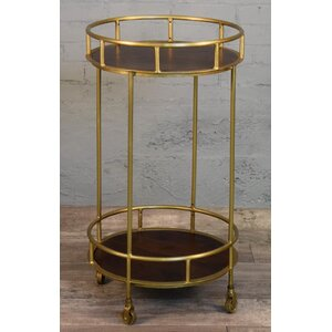 Colona Circular Bar Cart