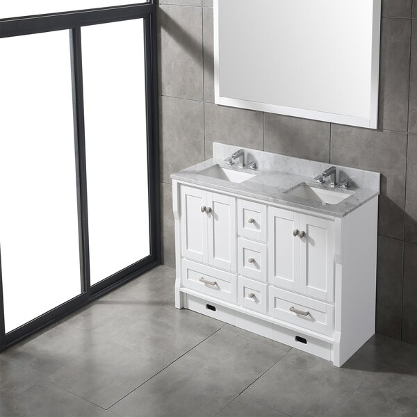 Swatzell 72 Double Bathroom Vanity Set