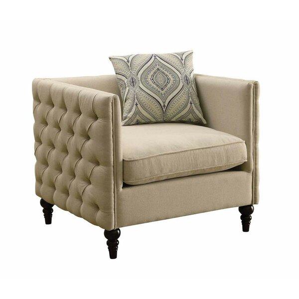 Alfhild Club Chair by One Allium Way