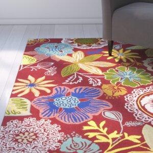 Hayes Floral Indoor/Outdoor Area Rug