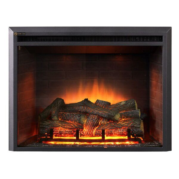 LED Electric Fireplace Insert by Dynasty Fireplaces Dynasty Fireplaces