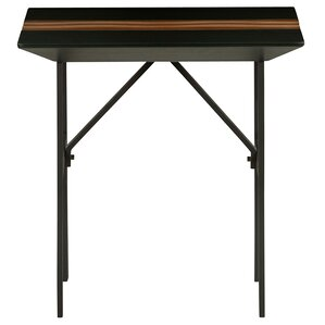 Bogley End Table by World Menagerie