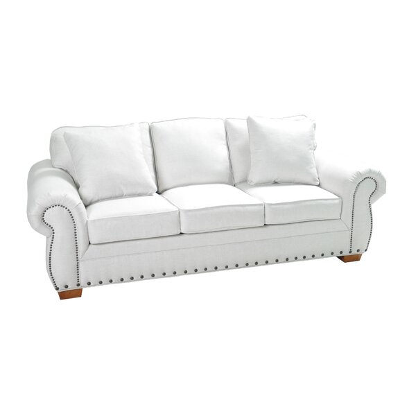 Hutsell Stationary Sofa by Alcott Hill