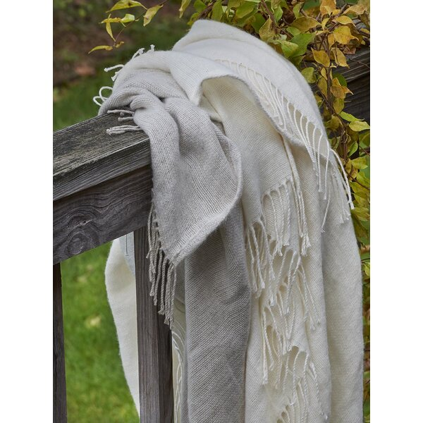 Sylvan Linen Throw by Traditions Linens