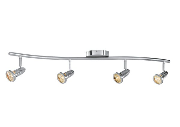 Cobra 4-Light Track Kit by Access Lighting
