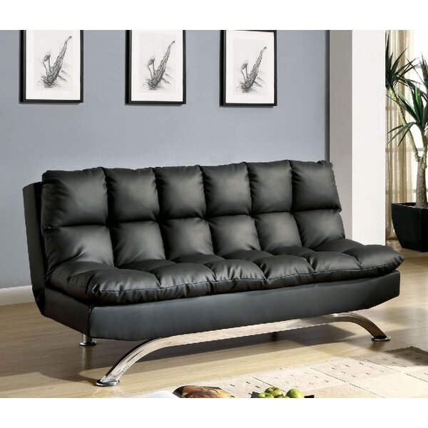 Jorgensen Convertible Sofa by Orren Ellis