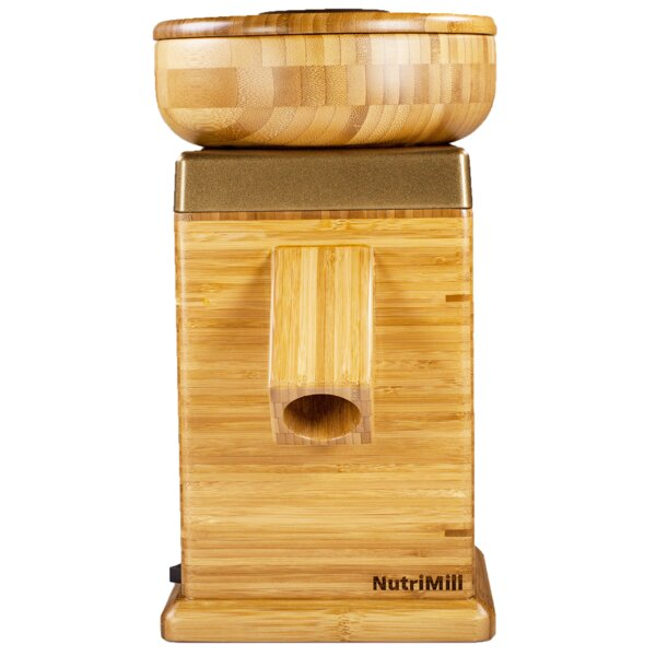 Harvest Stone Grain Mill by NutriMill