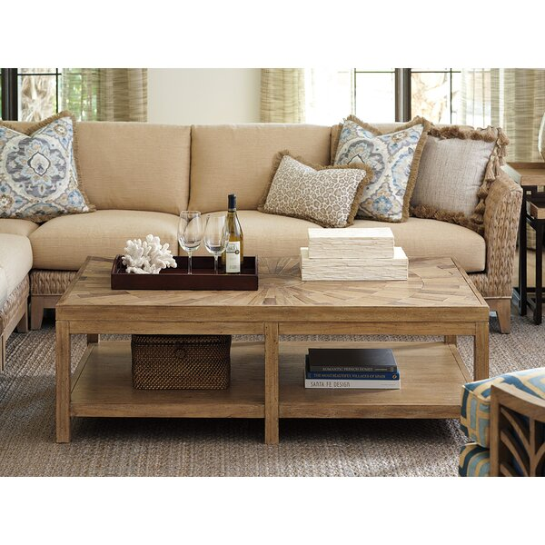 Los Altos 3 Piece Coffee Table Set by Tommy Bahama Home