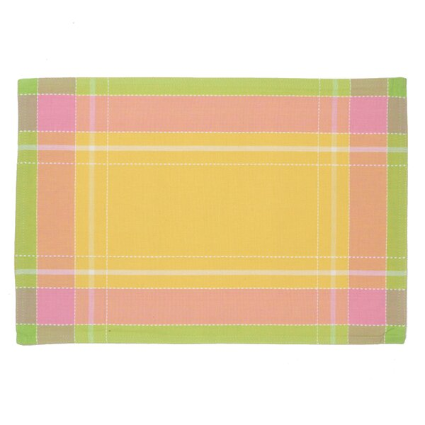 Primrose Placemat by Homewear Linens