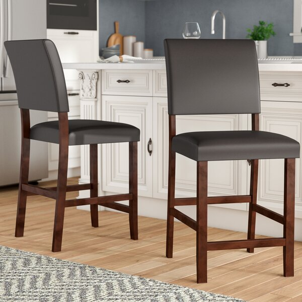 Apple Valley 24 Bar Stool (Set of 2) by Charlton Home