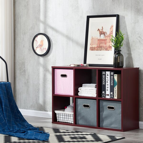 Ruso Storage Cube Bookcase By Ebern Designs