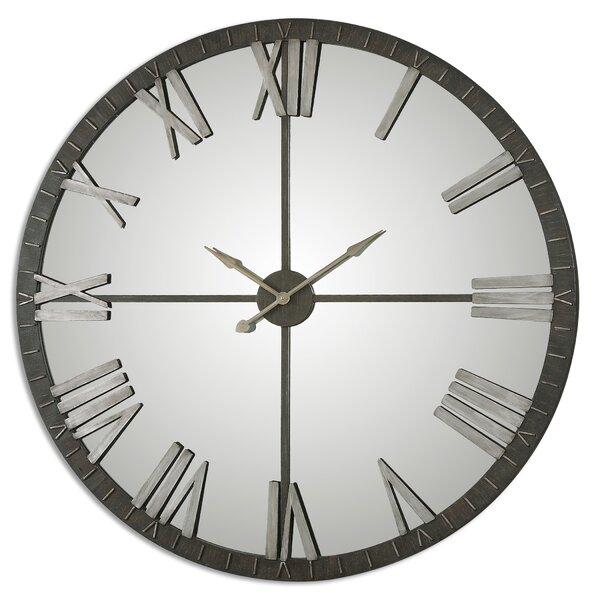 Bangor 60 Large Round Wall Clock by Trent Austin Design