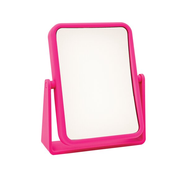 Soft Touch Rectangular Mirror by Danielle Creations