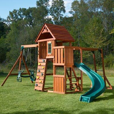 Wood Swing Sets You Ll Love Wayfair